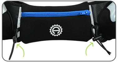 Hydration-Belt-race-bib-number-holder