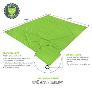 Adalid-Gear-Beach-Blanket-Towel-Picnic-Camping-2nd