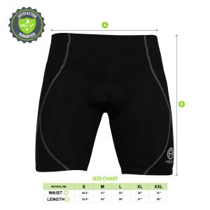 Sizes Cycling Shorts