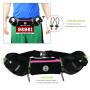 Hydration Belt Race Bib