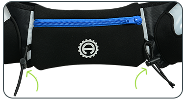 Hydration-Belt-race-bib-number-holder
