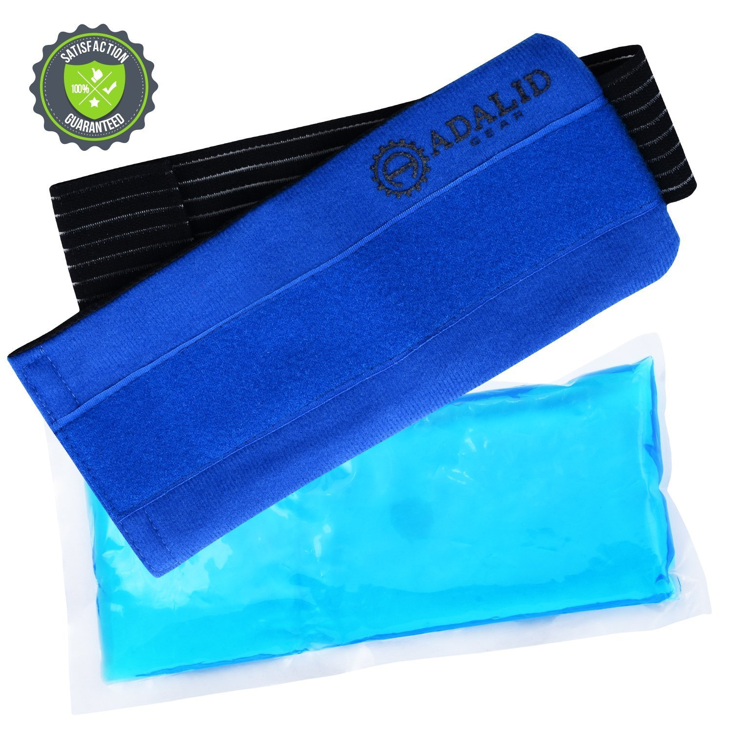 Ice Pack Cold Hot Therapy Pain Relief Sports