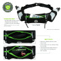 Green Hydration Belt Pouch