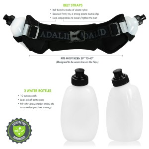 Hydration Belt Bottles