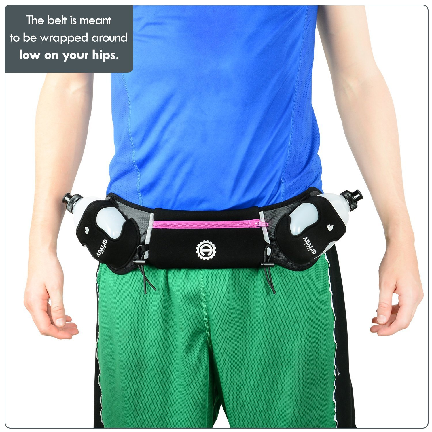 Hydration Belt Bounce-Free