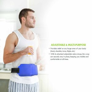 Microwaveable Back Wrap